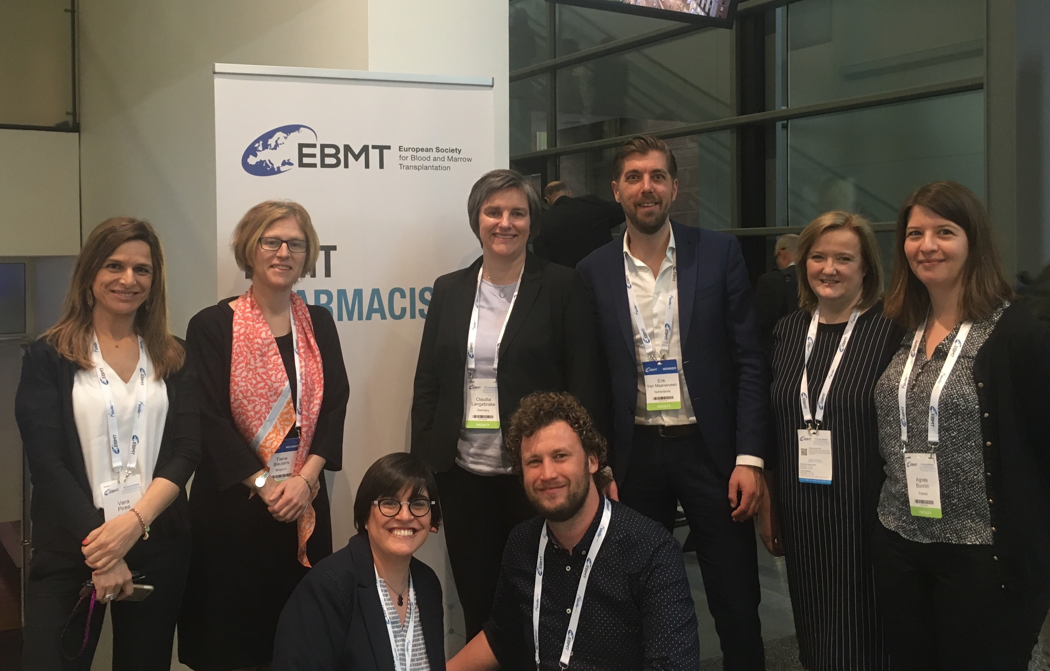 EBMT 2019 4th Pharmacist Day_Photo Pharmacist Committee