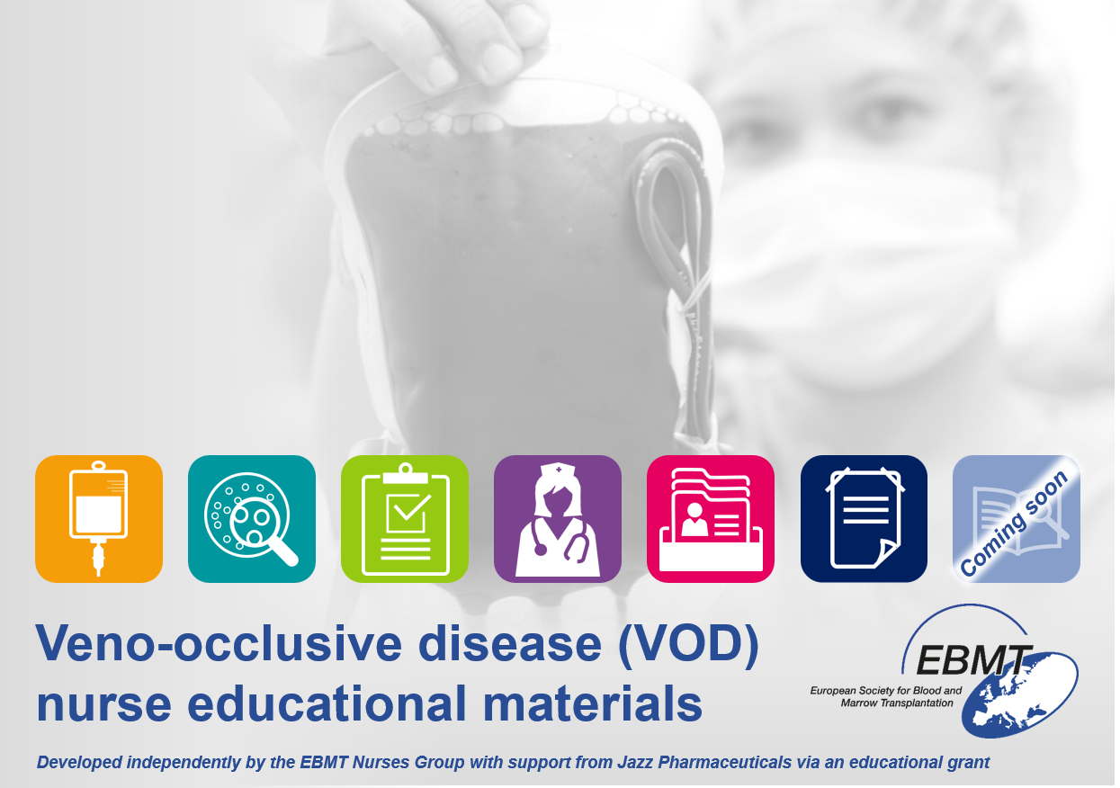 Veno Occlusive Disease Learning Programme EBMT Nurses Group