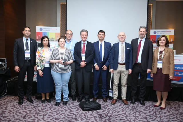 Speakers TSH EBMT CTIWP Joint CAR-T Cell Symposium May 2019