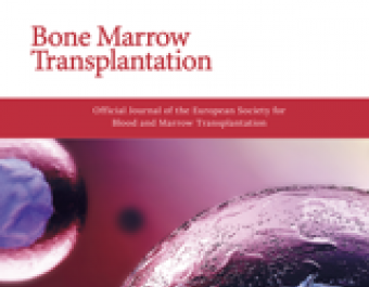 Bone Marrow Transplantation Journal Cover