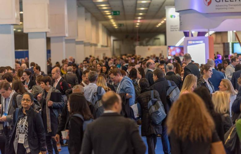 Sponsorship and exhibition EBMT2020 European Society for Blood and Marrow Transplantation