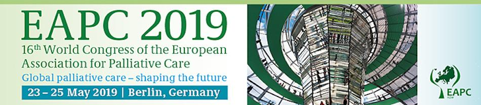 16th World Congress of the European Association for Palliative Care