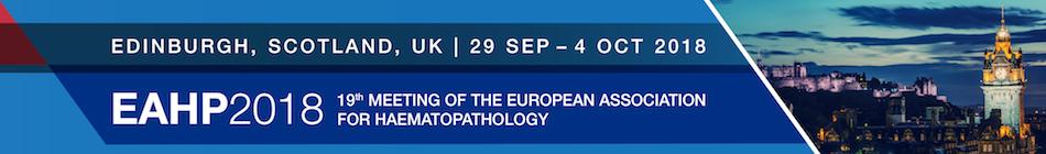 19th Meeting of the European Association for Haematopathology