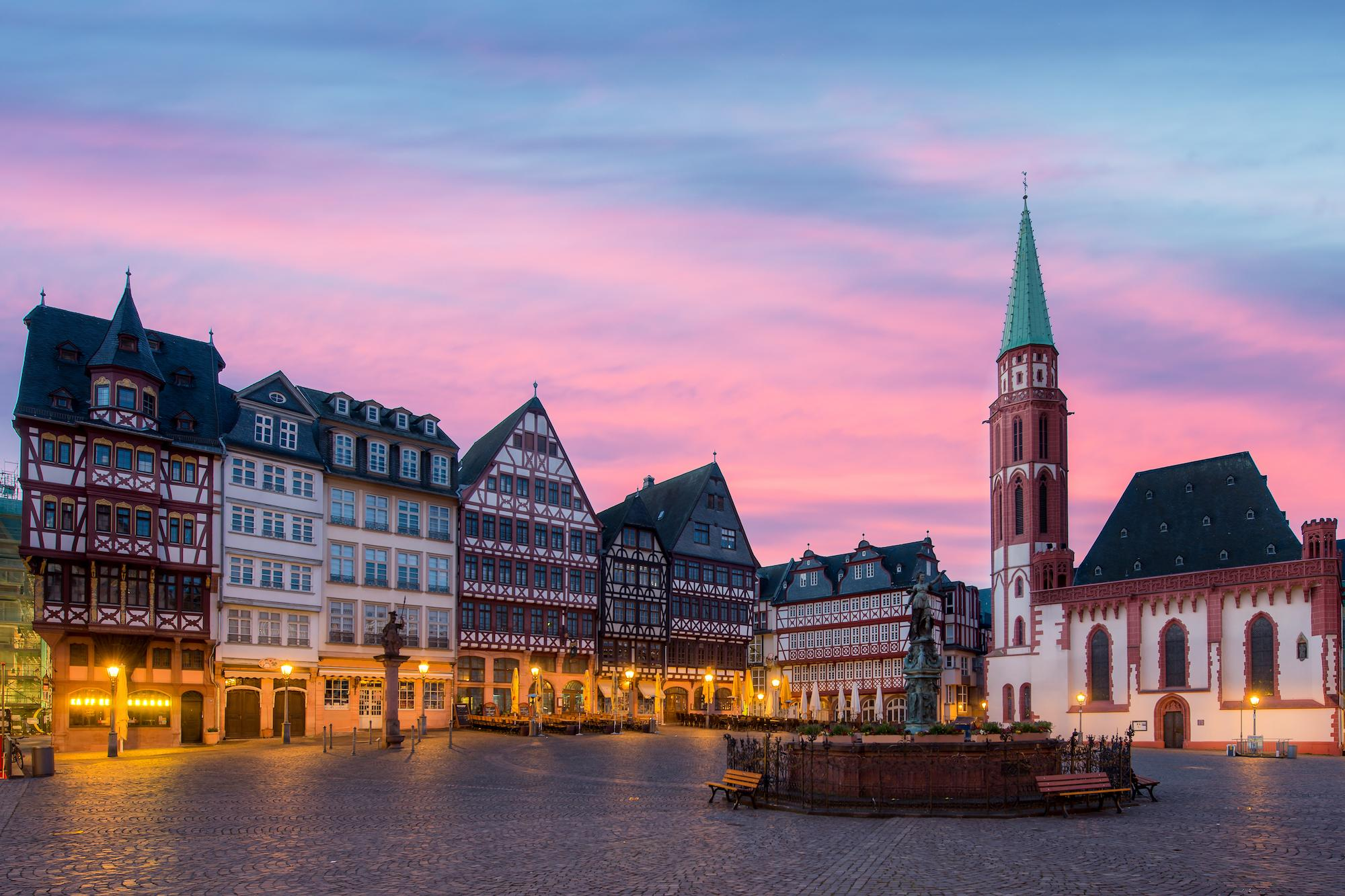 European Society for Blood and Marrow Transplantation Annual Meeting 2019 in Frankfurt